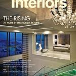 Modern Luxury Interiors magazine cover